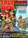 True Men Stories Magazine (1956-1974 Feature/Stanley) Vol. 6 #4