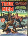 True Men Stories Magazine (1956-1974 Feature/Stanley) Vol. 7 #1