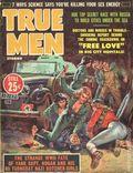 True Men Stories Magazine (1956-1974 Feature/Stanley) Vol. 7 #2