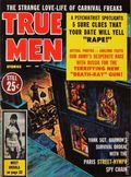 True Men Stories Magazine (1956-1974 Feature/Stanley) Vol. 7 #3