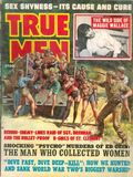 True Men Stories Magazine (1956-1974 Feature/Stanley) Vol. 8 #4