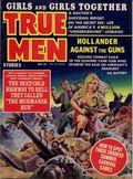 True Men Stories Magazine (1956-1974 Feature/Stanley) Vol. 8 #5