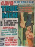 True Men Stories Magazine (1956-1974 Feature/Stanley) Vol. 9 #4