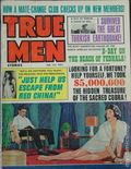 True Men Stories Magazine (1956-1974 Feature/Stanley) Vol. 9 #7