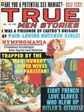 True Men Stories Magazine (1956-1974 Feature/Stanley) Vol. 10 #5