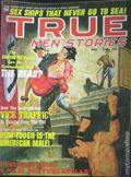 True Men Stories Magazine (1956-1974 Feature/Stanley) Vol. 10 #8