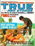 True Men Stories Magazine (1956-1974 Feature/Stanley) Vol. 10 #10