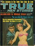 True Men Stories Magazine (1956-1974 Feature/Stanley) Vol. 11 #1