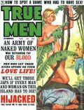 True Men Stories Magazine (1956-1974 Feature/Stanley) Vol. 11 #12