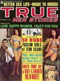 True Men Stories Magazine (1956-1974 Feature/Stanley) Vol. 13 #6