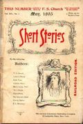 Short Stories (1890-1959 Doubleday) Pulp May 1895