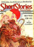 Short Stories (1890-1959 Doubleday) Pulp Vol. 98 #6