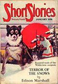 Short Stories (1890-1959 Doubleday) Pulp Vol. 118 #1