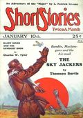 Short Stories (1890-1959 Doubleday) Pulp Jan 10 1929