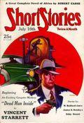 Short Stories (1890-1959 Doubleday) Pulp Jul 10 1931