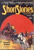 Short Stories (1890-1959 Doubleday) Pulp Jan 25 1932