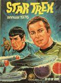 Star Trek Annual HC (1969-1992 World Distributors) 1976