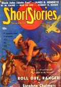 Short Stories (1890-1959 Doubleday) Pulp Vol. 154 #3