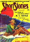 Short Stories (1890-1959 Doubleday) Pulp Vol. 154 #4