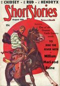 Short Stories (1890-1959 Doubleday) Pulp Vol. 156 #3