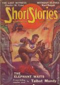 Short Stories (1890-1959 Doubleday) Pulp Vol. 158 #4