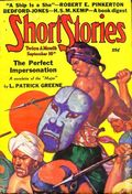 Short Stories (1890-1959 Doubleday) Pulp Vol. 160 #5