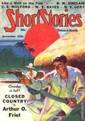 Short Stories (1890-1959 Doubleday) Pulp Nov 25 1937