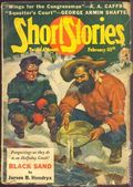 Short Stories (1890-1959 Doubleday) Pulp Feb 10 1941
