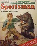 Sportsman (1953-1968 Male Publishing) Vol. 4 #5
