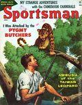 Sportsman (1953-1968 Male Publishing) Vol. 5 #1