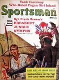 Sportsman (1953-1968 Male Publishing) Vol. 12 #1