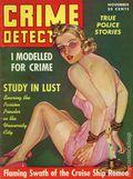 Crime Detective (1938) True Crime Magazine Vol. 3 #12