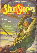 Short Stories (1890-1959 Doubleday) Pulp Vol. 198 #7