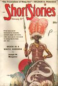 Short Stories (1890-1959 Doubleday) Pulp Vol. 207 #3