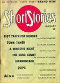 Short Stories (1890-1959 Doubleday) Pulp Vol. 218 #3