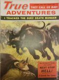 True Adventures Magazine (1955-1971 New Publications) Pulp Vol. 23 #4