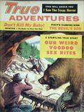 True Adventures Magazine (1955-1971 New Publications) Pulp Vol. 24 #1