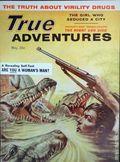 True Adventures Magazine (1955-1971 New Publications) Pulp Vol. 25 #1