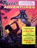 True Adventures Magazine (1955-1971 New Publications) Pulp Vol. 25 #3