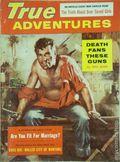 True Adventures Magazine (1955-1971 New Publications) Pulp Vol. 25 #4