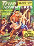 True Adventures Magazine (1955-1971 New Publications) Pulp Vol. 32 #6