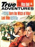 True Adventures Magazine (1955-1971 New Publications) Pulp Vol. 33 #2