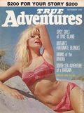 True Adventures Magazine (1955-1971 New Publications) Pulp Vol. 36 #6