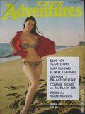 True Adventures Magazine (1955-1971 New Publications) Pulp Vol. 37 #6