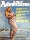 True Adventures Magazine (1955-1971 New Publications) Pulp Vol. 39 #6