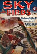 Sky Birds (1929-1935 Magazine Publishers) Pulp Jan 1929