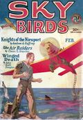 Sky Birds (1929-1935 Magazine Publishers) Pulp Feb 1929