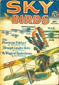 Sky Birds (1929-1935 Magazine Publishers) Pulp Mar 1929