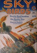 Sky Birds (1929-1935 Magazine Publishers) Pulp Apr 1929