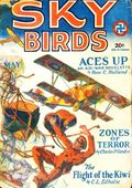 Sky Birds (1929-1935 Magazine Publishers) Pulp May 1929